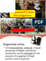 @@@Organized Crime Investigation@@@