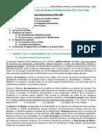 CAPÍTULO 11.- LAS RELACIONES INTERNACIONALES (1494-1598)-L. RIBOT