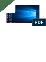 iconos escritorio