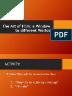 Contemporary Film