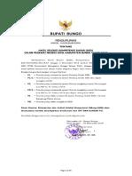 Pengumuman Rekap Nilai SKD Dan Peserta SKB Final 2018