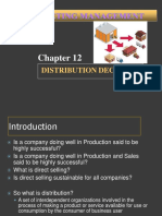 Distribution decisions.ppt