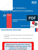 Calidad Servicio en Contact Center Chile