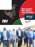 Richard Ngatia Manifesto 2019