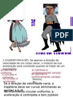 Física PPT - Cinemática Vetorial 02