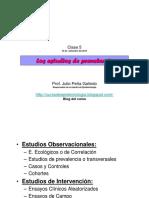 4ta Clase Estudios Transversales