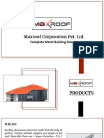 Maxroof - The leading Roofing Sheet Suppliers