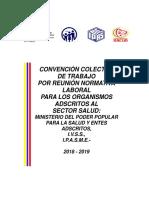 Contrato Colectivo 2018-2019 Final
