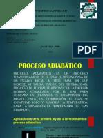 Proceso Adiabatico