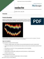 Migrain Medscape