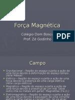 Física PPT - Força Magnética 02