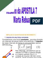Física PPT - Impulso - Exercícios