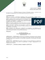 Resolución Adscripciones UNaF
