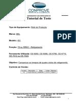 Tutorial Teste Rele SEL 451 Religamento CTC