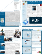 Late Fall Winter 2009 Foster Care Newsletter FINAL