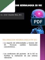 Valoracion Neurologica en UCI