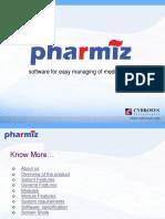 Pharmiz Pharmacy Software Presentation