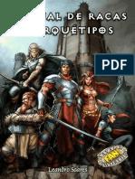 Manual de Raça e Arquetipos para D&D SW.pdf