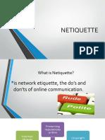 Lesson 2 - Netiquette Con...