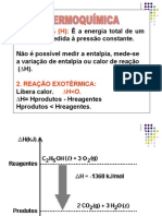 Física PPT - Termoquímica