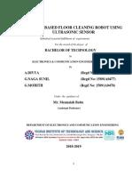 ARDUINO BASED FLOOR CLEANING ROBOT USING ULTRASONIC SENSOR.docx