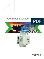 Compact Backflush Strainers Web