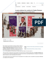 Elecciones 2019_ Cuelgan Conejos Muertos Para Sabotear Los Carteles de Unidas Podemos _ España