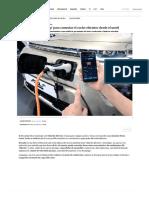Hyundai Lanza Una 'App' Para Controlar El Coche Eléctrico Desde El Móvil _ Motor