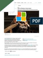 Microsoft Le Perdona La Vida a Paint en Windows 10 (Por Ahora) _ Tecnología