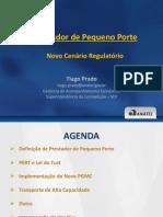 44º EPR Encontro Regional de Provedores - Prestador de Pequeno Porte