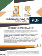 Presentación 1 Generalidades Del Pasivo y Patrimonio