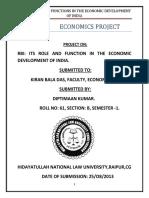 1st sem economics project.docx