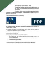 Qué es la administración de Relaciones con los clientes - joel.docx