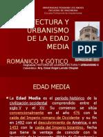 Hau II Romanico Gotico Calch Mb