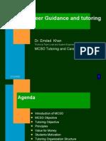 tutors Orientation nov2006