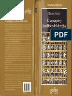 El concepto y la validez del derecho - Robert Alexy.pdf