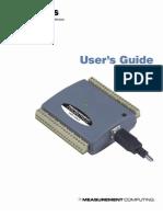Usb 1208ls User Manual