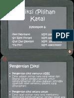 Diksi (Pilihan Kata).pptx