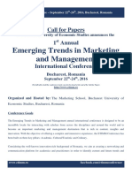 ETIMM Call for Papers