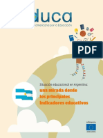 Informe Reduca Argentina