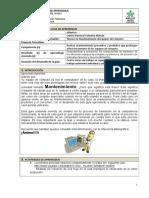1. Guia Mantenimiento Preventivo CASOS CLIENTES