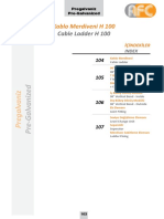 Kablo Merdiveni H100