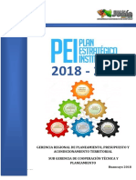 Plan Estrat gico Institucional 2018-2020.pdf