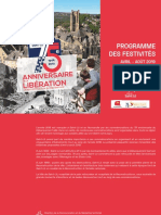 75e anniversaire de la libération de Saint-Lô