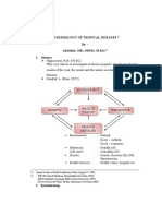 Epidemiology of Tropical Diseases