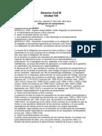 OBLIGACIÓN DE SANEAMIENTO e INTERPRETACIÓN EN EL CCYC ARGENTINA