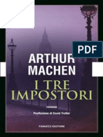 eBook Arthur Machen - Le Grand Dieu Pan