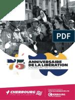 75e anniversaire de la libération de Cherbourg-en-Cotentin
