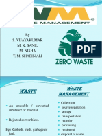 Waste Management Ppt