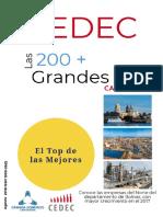 Las 200 empresas más grandes de Cartagena